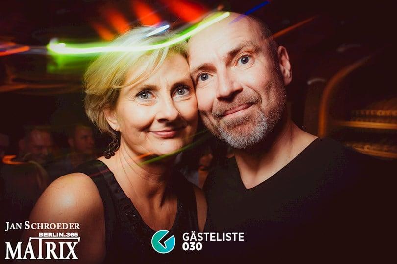 Partyfoto #313 Matrix Berlin vom 19.11.2016