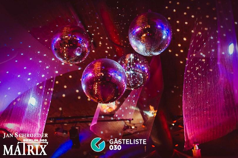 Partyfoto #310 Matrix Berlin vom 19.11.2016