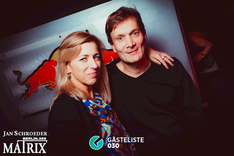 Partyfoto #260 Matrix Berlin vom 19.11.2016