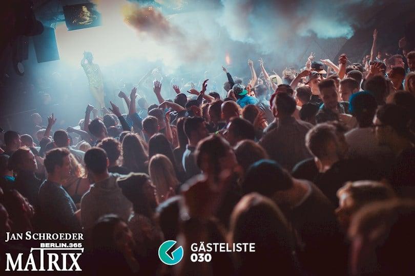 Partyfoto #1 Matrix Berlin vom 19.11.2016