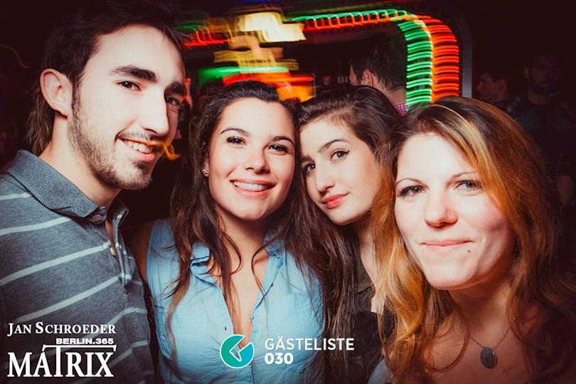 Partyfoto #245 Matrix Berlin vom 19.11.2016