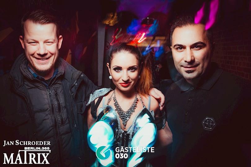 Partyfoto #261 Matrix Berlin vom 19.11.2016