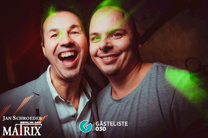 Partyfoto #230 Matrix Berlin vom 19.11.2016