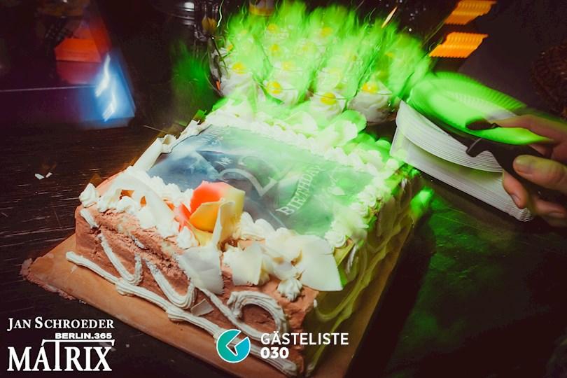 Partyfoto #100 Matrix Berlin vom 19.11.2016