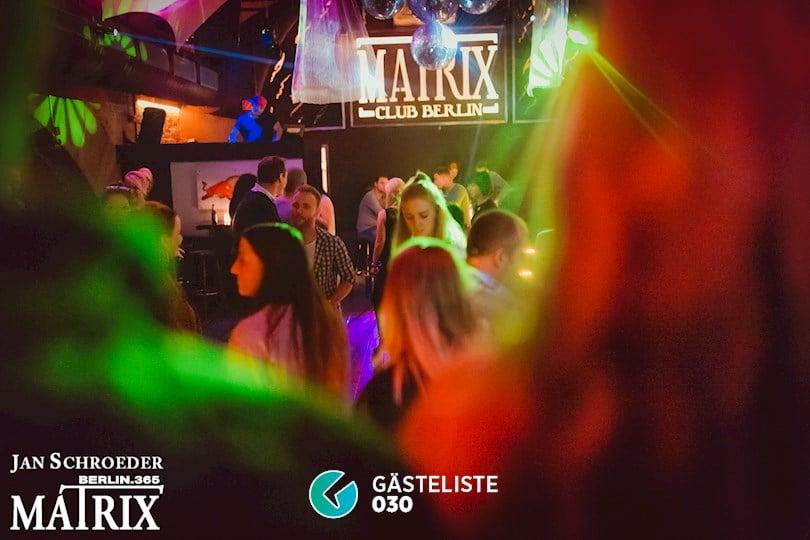 Partyfoto #319 Matrix Berlin vom 19.11.2016