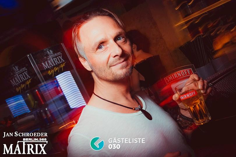 Partyfoto #199 Matrix Berlin vom 19.11.2016