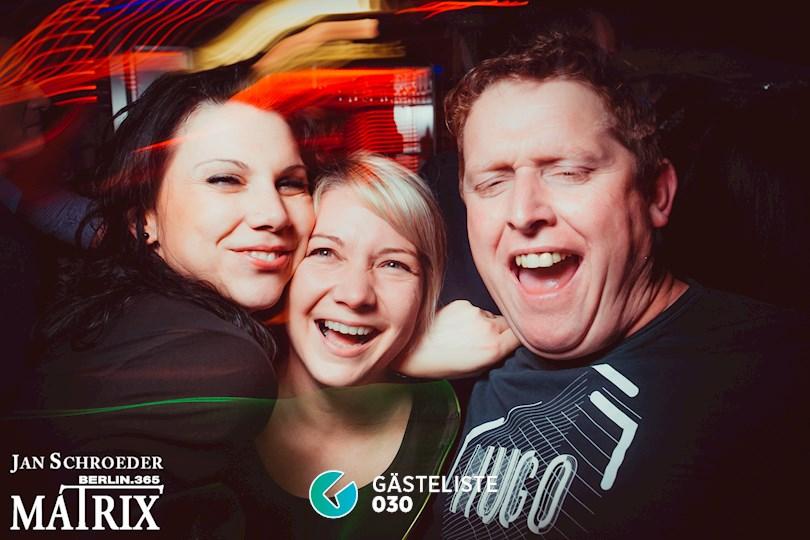 Partyfoto #44 Matrix Berlin vom 19.11.2016