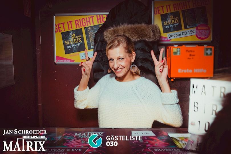Partyfoto #78 Matrix Berlin vom 19.11.2016