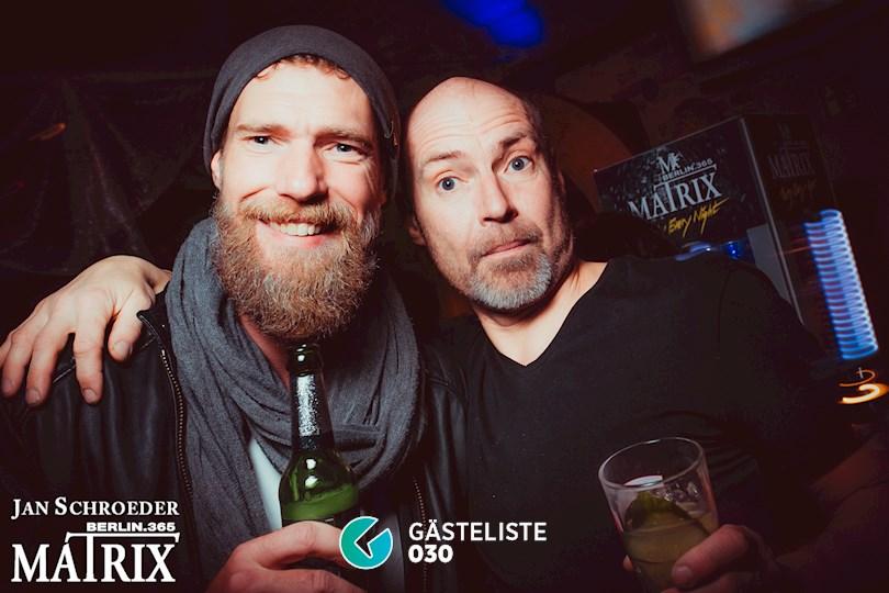 Partyfoto #309 Matrix Berlin vom 19.11.2016