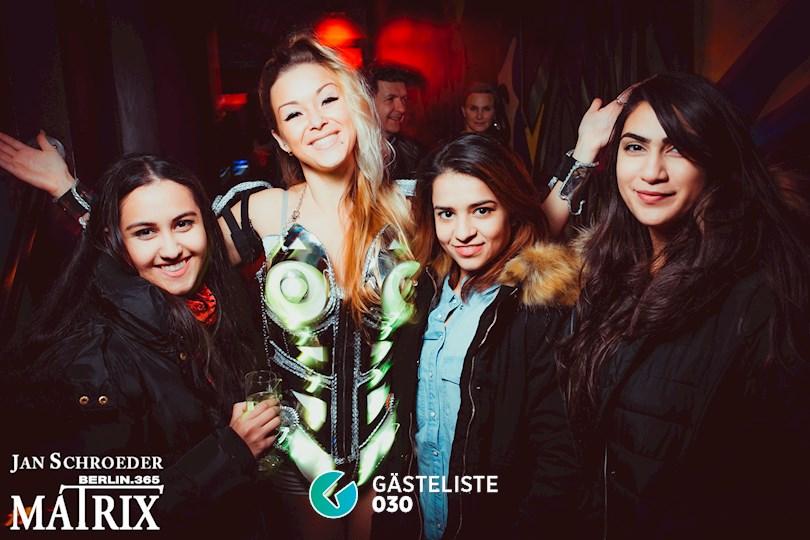 Partyfoto #328 Matrix Berlin vom 19.11.2016