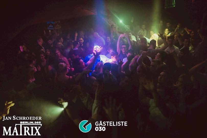 Partyfoto #40 Matrix Berlin vom 19.11.2016