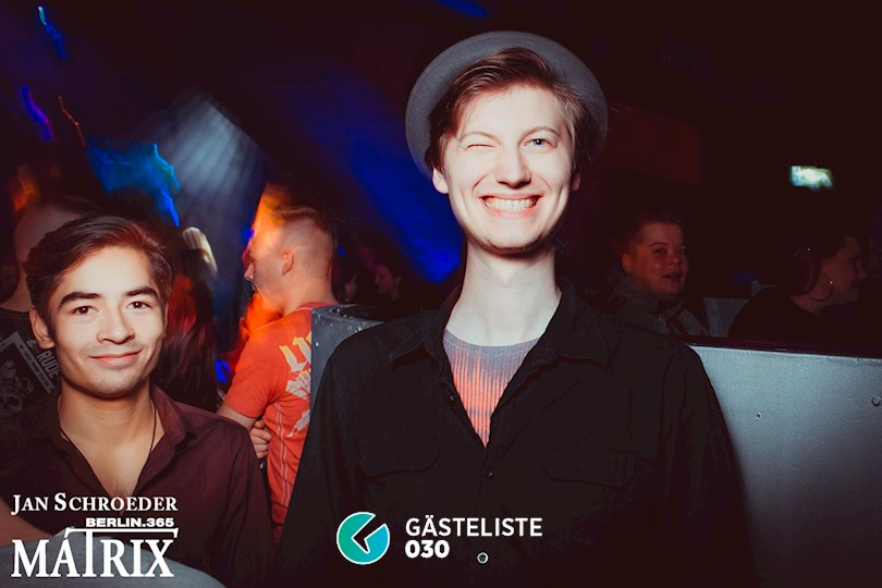 Partyfoto #244 Matrix Berlin vom 19.11.2016