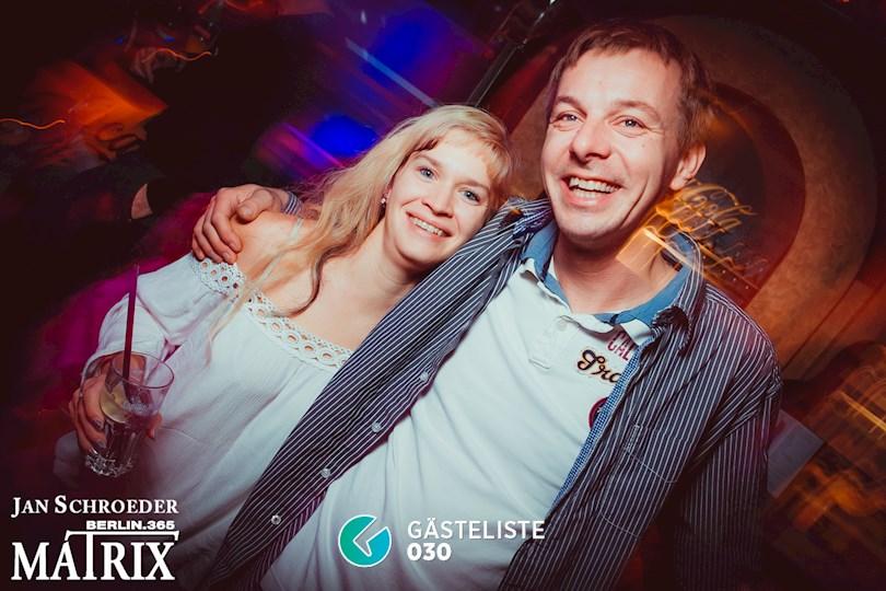 Partyfoto #276 Matrix Berlin vom 19.11.2016