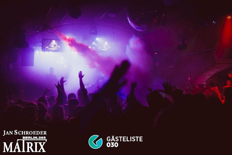 Partyfoto #14 Matrix Berlin vom 19.11.2016