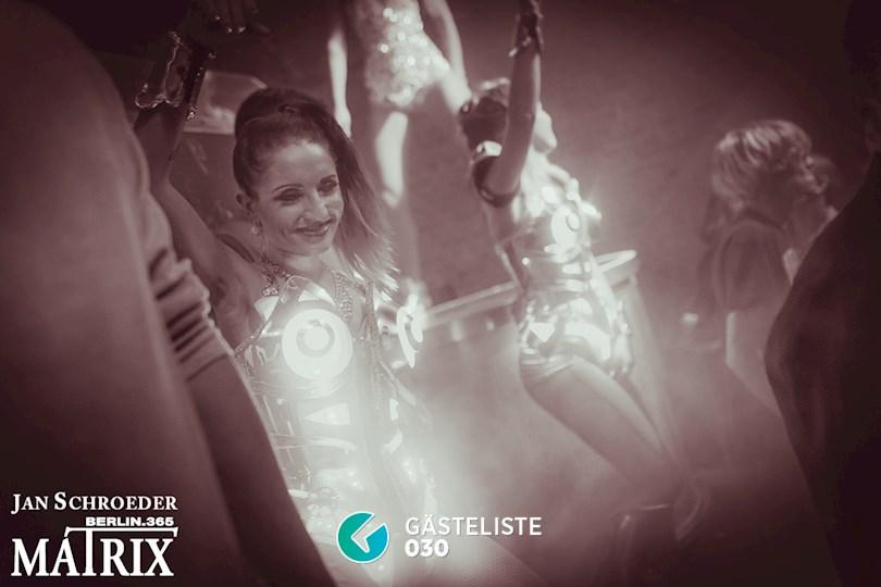 Partyfoto #175 Matrix Berlin vom 19.11.2016
