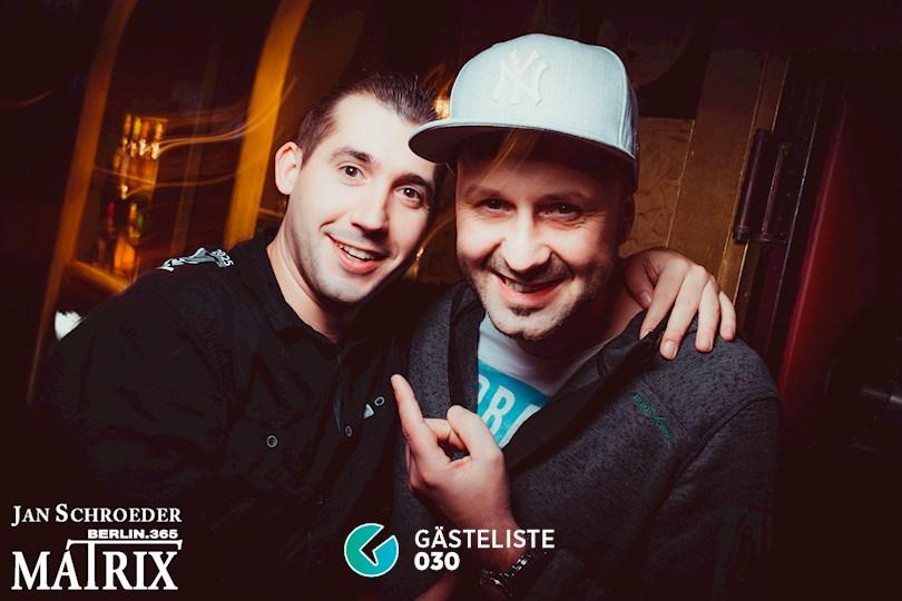 Partyfoto #225 Matrix Berlin vom 19.11.2016