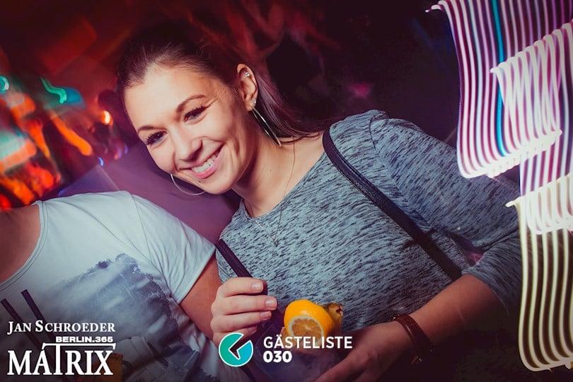 Partyfoto #204 Matrix Berlin vom 19.11.2016