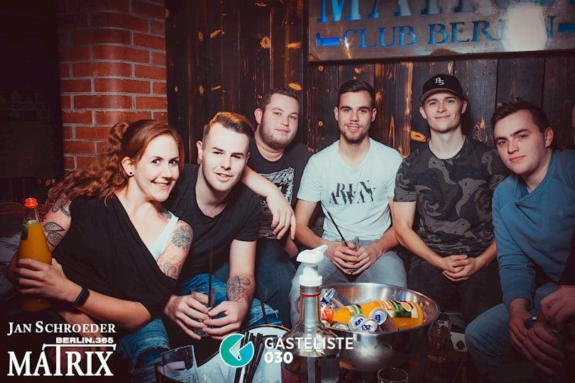 Partyfoto #332 Matrix Berlin vom 19.11.2016