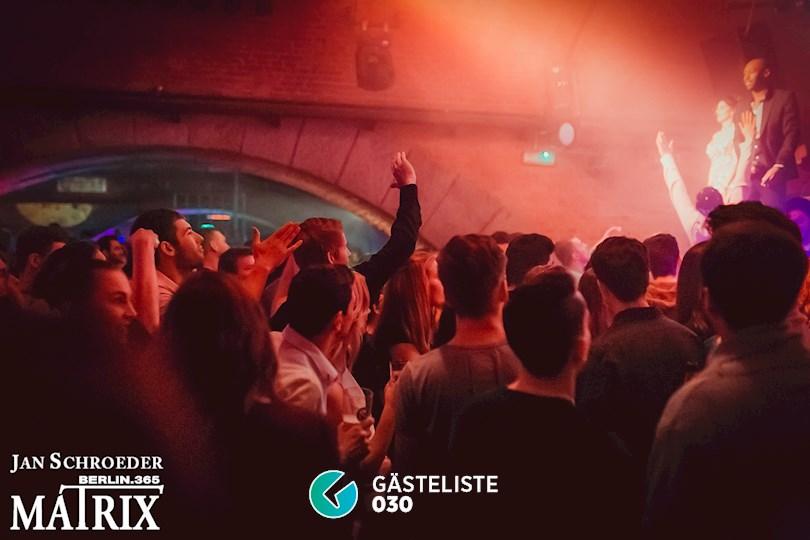 Partyfoto #181 Matrix Berlin vom 19.11.2016