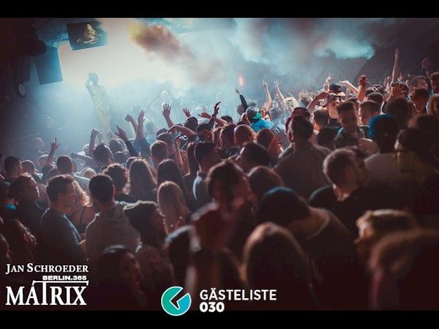 "Partypics Matrix 19.11.2016 Birthday Blast ""22 Jahre Matrix Club Berlin"""