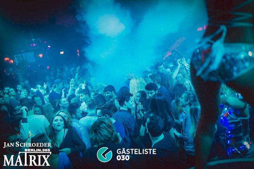 Partyfoto #4 Matrix Berlin vom 19.11.2016
