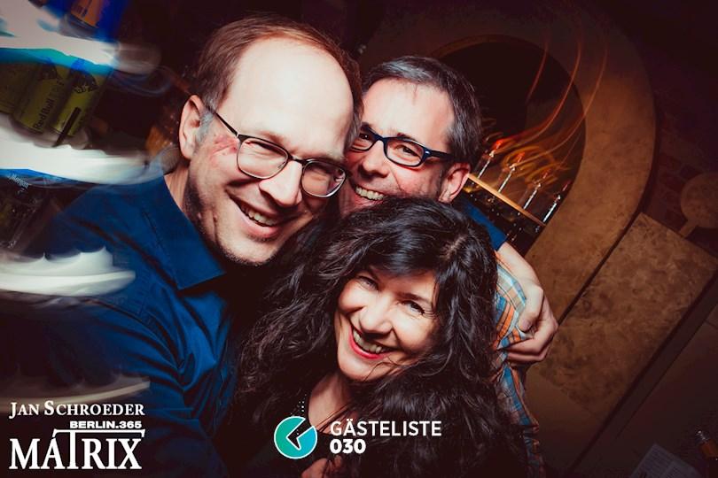 Partyfoto #324 Matrix Berlin vom 19.11.2016