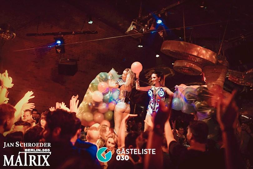 Partyfoto #308 Matrix Berlin vom 19.11.2016