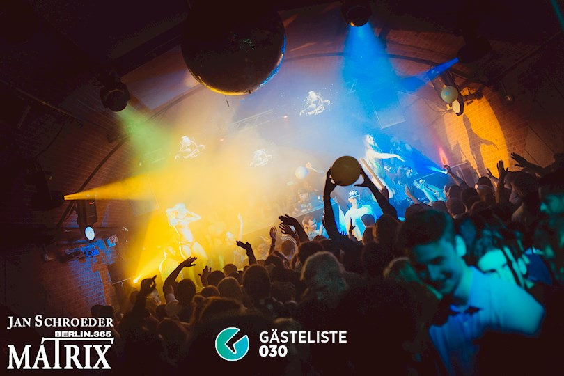 Partyfoto #172 Matrix Berlin vom 19.11.2016