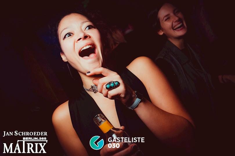 Partyfoto #285 Matrix Berlin vom 19.11.2016