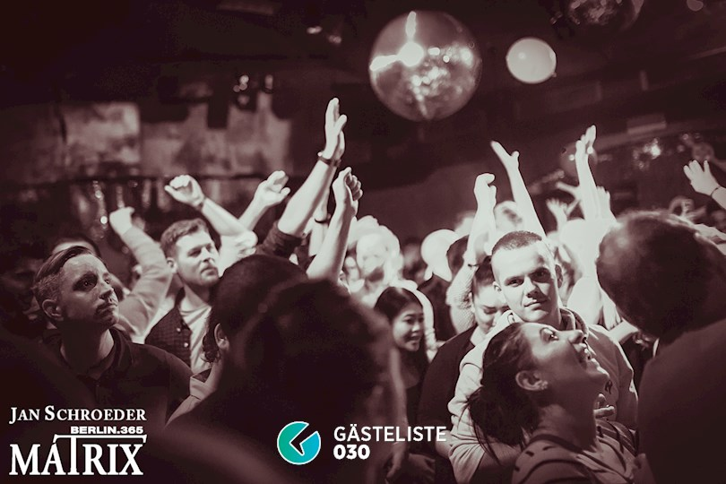 Partyfoto #226 Matrix Berlin vom 19.11.2016
