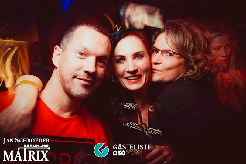 Partyfoto #249 Matrix Berlin vom 19.11.2016