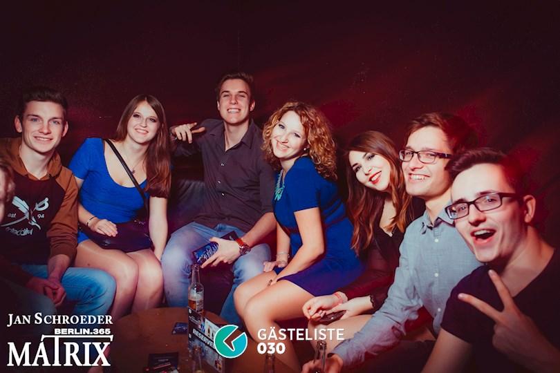 Partyfoto #122 Matrix Berlin vom 19.11.2016