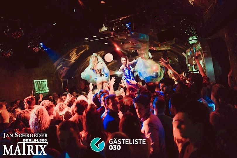 Partyfoto #293 Matrix Berlin vom 19.11.2016