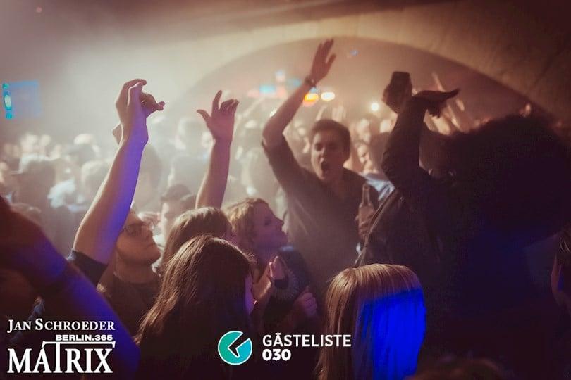 Partyfoto #236 Matrix Berlin vom 19.11.2016