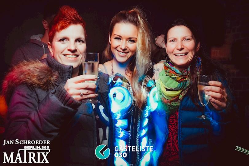 Partyfoto #81 Matrix Berlin vom 19.11.2016