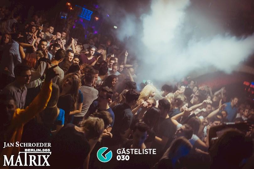 Partyfoto #46 Matrix Berlin vom 19.11.2016