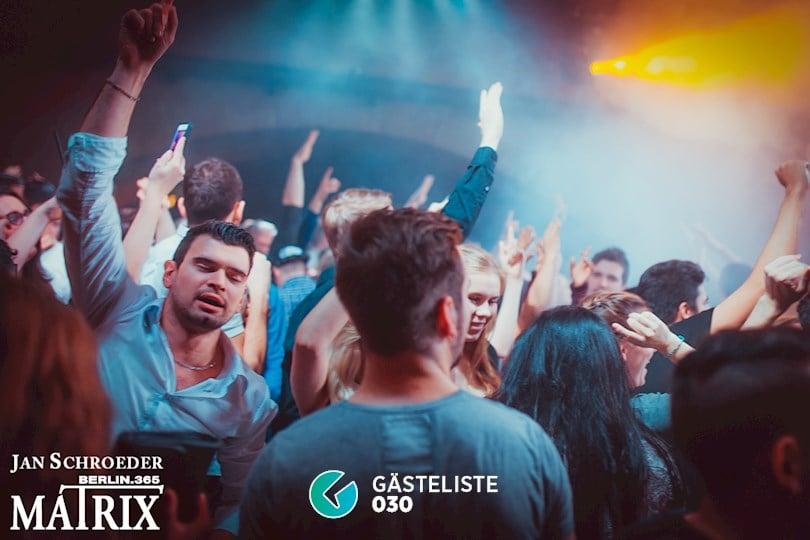 Partyfoto #281 Matrix Berlin vom 19.11.2016