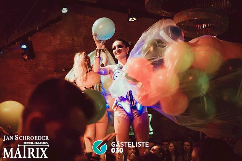 Partyfoto #136 Matrix Berlin vom 19.11.2016
