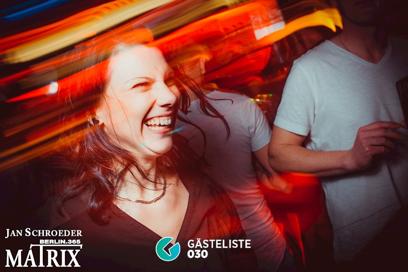 Partyfoto #241 Matrix Berlin vom 19.11.2016