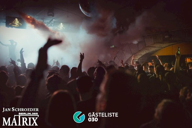 Partyfoto #125 Matrix Berlin vom 19.11.2016