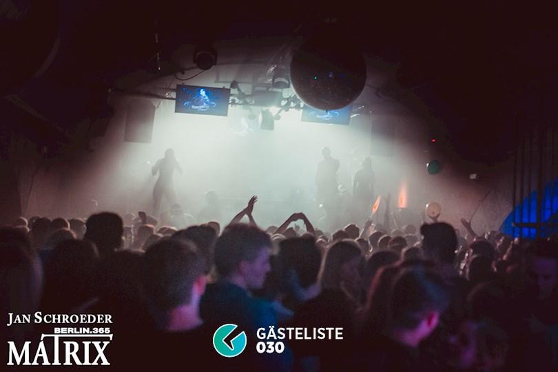 Partyfoto #325 Matrix Berlin vom 19.11.2016