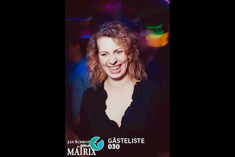 Partyfoto #302 Matrix Berlin vom 19.11.2016