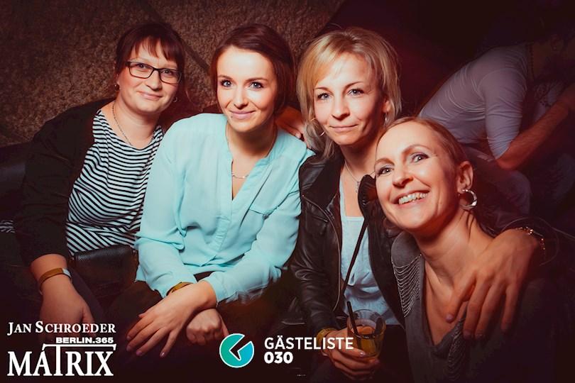 Partyfoto #189 Matrix Berlin vom 19.11.2016