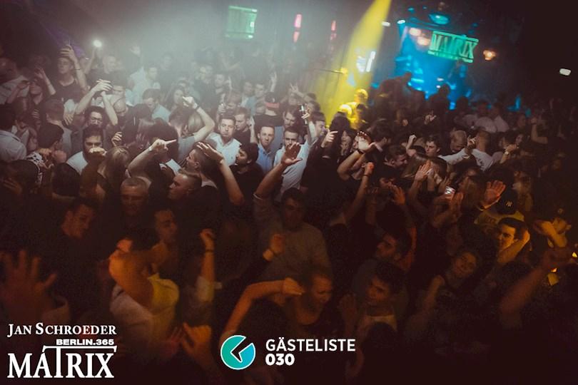 Partyfoto #84 Matrix Berlin vom 19.11.2016
