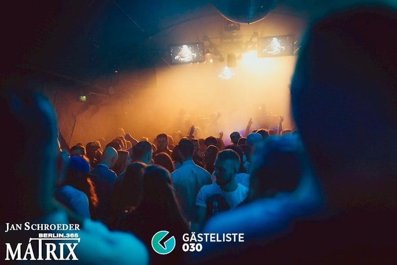 Partyfoto #145 Matrix Berlin vom 19.11.2016