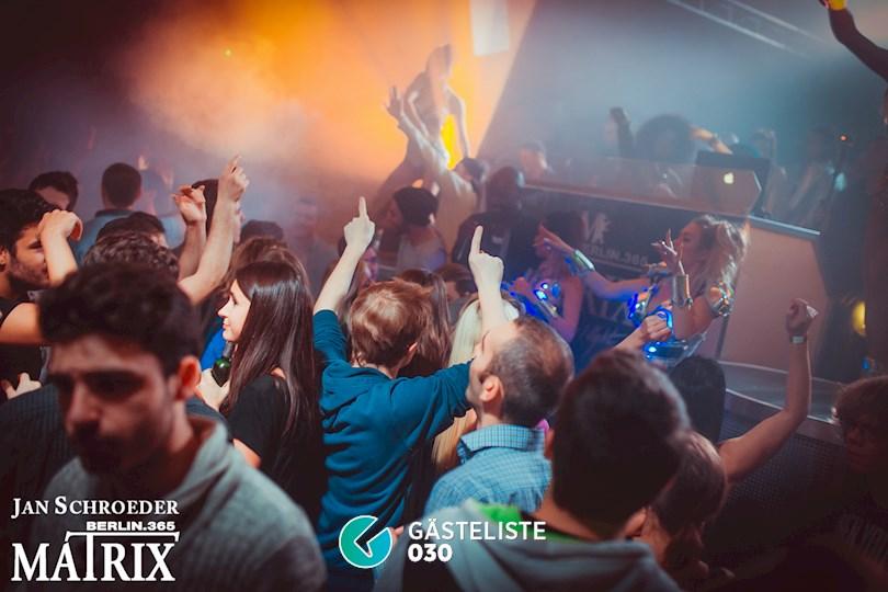 Partyfoto #140 Matrix Berlin vom 19.11.2016