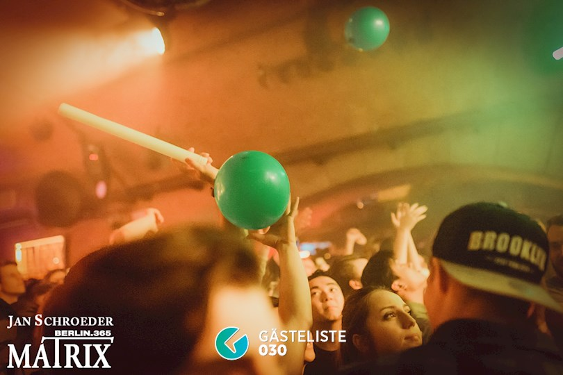 Partyfoto #195 Matrix Berlin vom 19.11.2016
