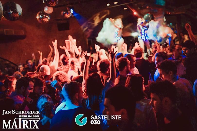 Partyfoto #28 Matrix Berlin vom 19.11.2016