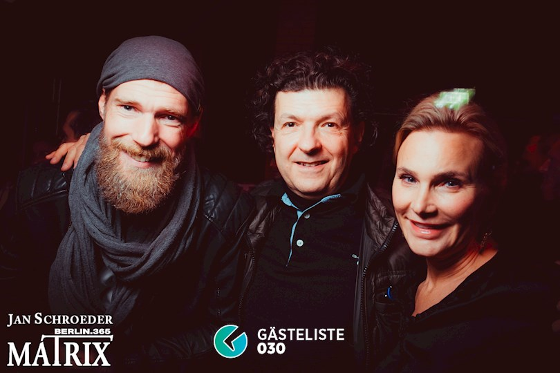 Partyfoto #294 Matrix Berlin vom 19.11.2016