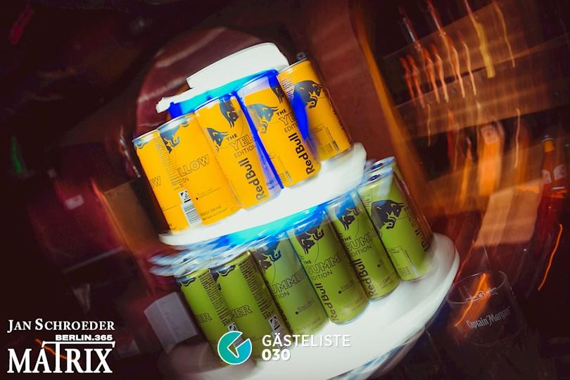 Partyfoto #231 Matrix Berlin vom 19.11.2016